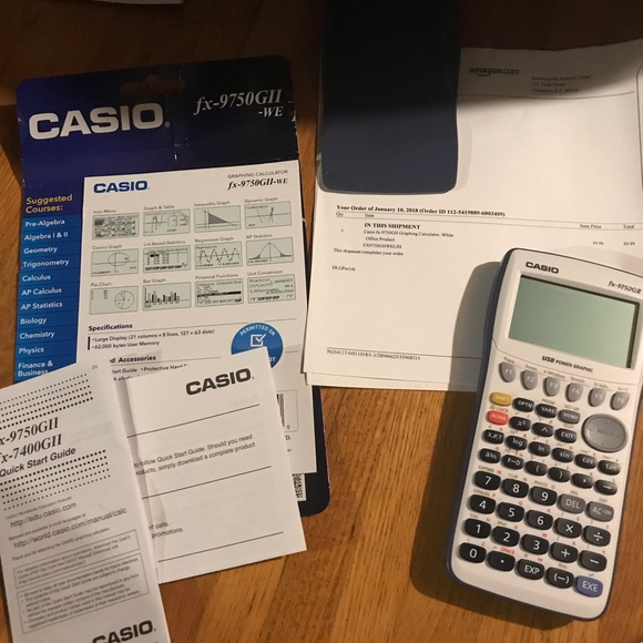 Casio Graphing Calculator  NWT